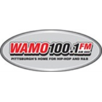 Logo of radio station WAMO 100.1