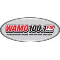 Logo de la radio WAMO 100.1