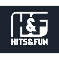 Logo of radio station Hits and Fun