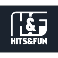 Logo of radio station Hits and Fun