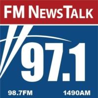 Logo of radio station FM NewsTalk 97.1