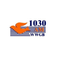 Logo of radio station WWGB 1030
