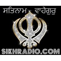 Logo of radio station Sikh Radio