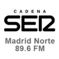 Logo de la radio Cadena SER - Madrid Norte