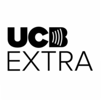 Logo of radio station UCB Extra