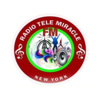 Logo of radio station RADIO TELE MIRACLE FM