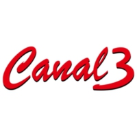 Logo of radio station Canal 3 (français)