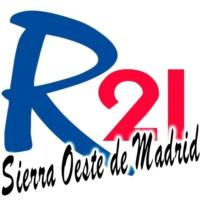 Logo of radio station Radio 21