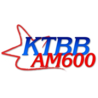 Logo of radio station KTBB AM600