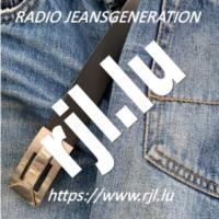 Logo of radio station Radio Jeansgeneration