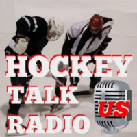Logo of radio station Hockey Talk Radio US