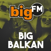 Logo of radio station bigFM - Balkan