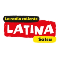 Logo of radio station Latina Salsa