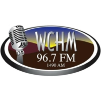 Logo de la radio WCHM NewsTalk 96.7FM