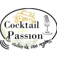 Logo of radio station Cocktail Passion