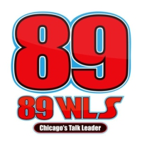 Logo of radio station WLS