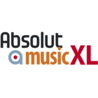 Logo of radio station Absolut musicXL