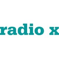 Logo of radio station radio x 91.8 FM