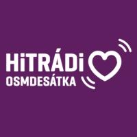 Logo of radio station Hitrádio Osmdesátka
