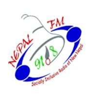 Logo de la radio Nepal FM