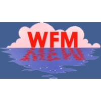 Logo of radio station WFM Radio