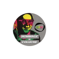 Logo of radio station Hommage à Coluche