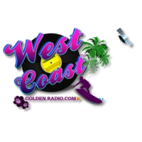 Logo de la radio West Coast Golden Radio