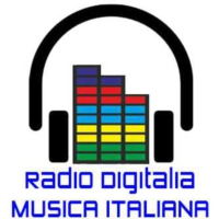 Logo of radio station Radio Digitalia MUSICA ITALIANA