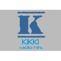 Logo of radio station KIKKI FM HITS