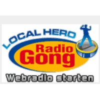 Logo of radio station Radio Gong Local Hero