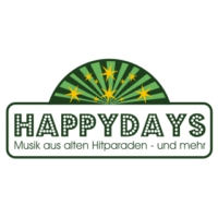 Logo of radio station HappyDays