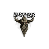 Logo of radio station Midlands Metalheads