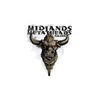 Logo of radio station Midlands Metalheads