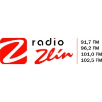 Logo of radio station Radio Zlín
