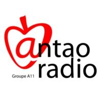 Logo of radio station antao