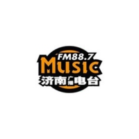 Logo of radio station 济南Music887 - Jinan Music Radio 88.7