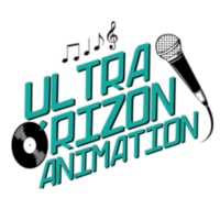 Logo de la radio Ultra O'rizon Animation