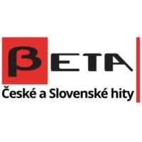 Logo of radio station Rádio Beta - České a Slovenské hity