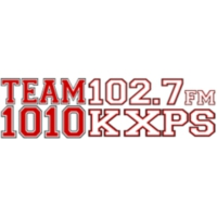 Logo of radio station Team 1010 KXPS