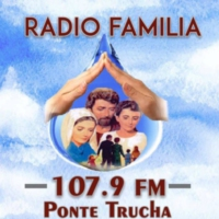 Logo of radio station XHDAB Radio Familia 107.9 FM