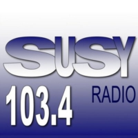 Logo of radio station Susy Radio 103.4