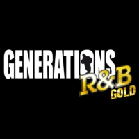 Logo of radio station Générations RNB Gold