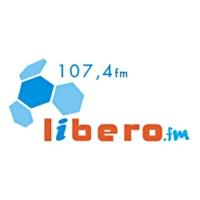 Logo de la radio Libero FM 107.4