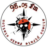 Logo of radio station Radio 98 FM
