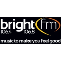Logo of radio station Bright FM 106.4
