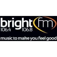 Logo de la radio Bright FM 106.4