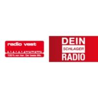 Logo of radio station Radio Vest – Dein Schlager Radio