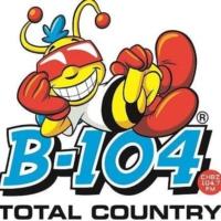 Logo de la radio B-104