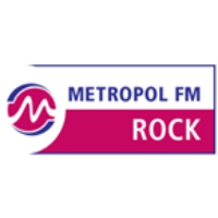 Logo of radio station Metropol FM Rock