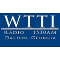 Logo of radio station WTTI